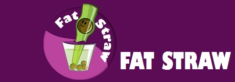 Fat Straw Logo